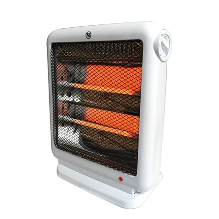 Quartz radiant heater electric portable personal space for Best heating options