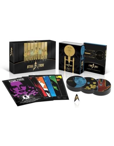 Star Trek 50th Anniversary TV & Movie Collection (Blu-ray) by Paramount