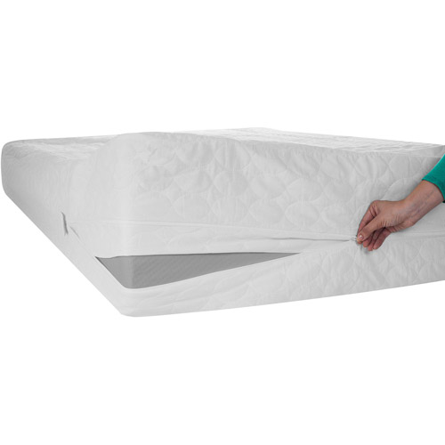 Bed Bug Dust Mite 100 Cotton Mattress Protector By Zen