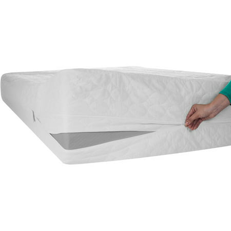 Zen Master Bed Bug Dust Mite Cotton Mattress Protector