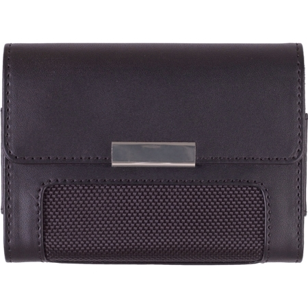 Ventev Downtown Extra Large Unversal Pouch - Black Leather