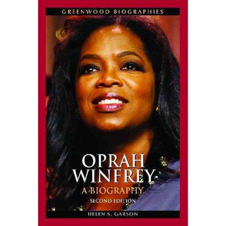 Oprah Winfrey  A Biography