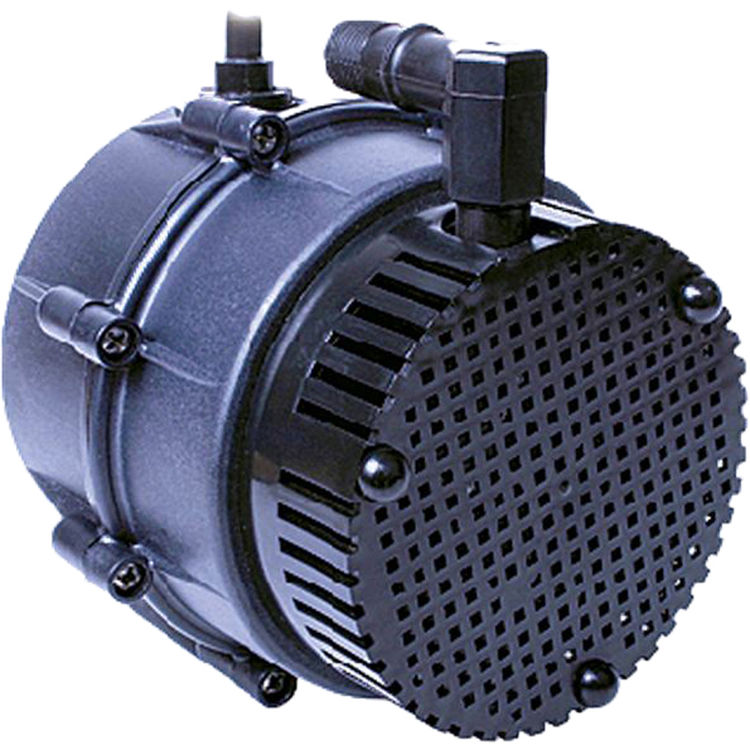 Little Giant 527176 325 GPH 115V Small Submersible Pump with 18ft. Power Cord