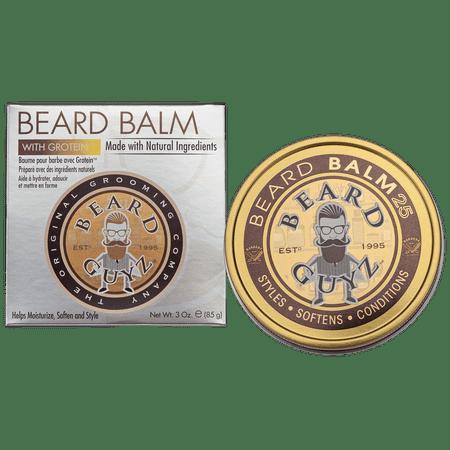 Beard Guyz Beard Balm 3 oz. (Best Hairstyle With Beard)
