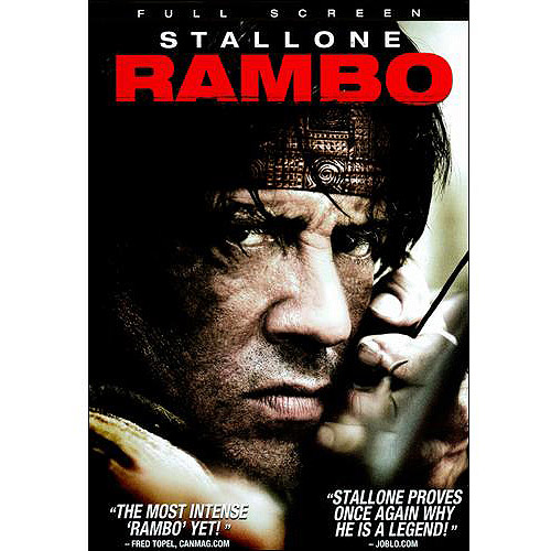 Rambo: The Fight Continues (Full Frame)
