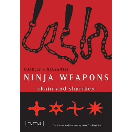 Ninja Weapons : Chain and Shuriken