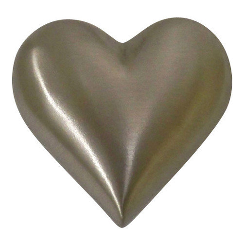 UrnsDirect2U Pewter Heart Keepsake Urn