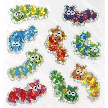 Caterpillars Sandylion Acid-Free Stickers
