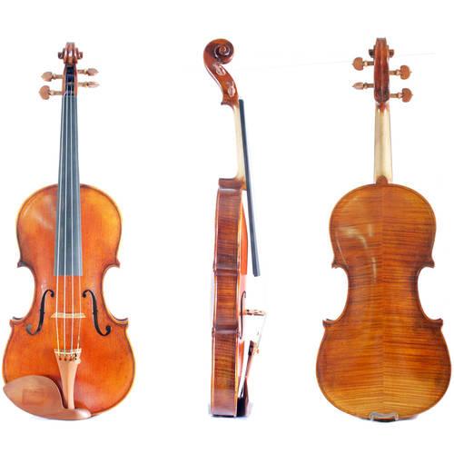 "M. Ravel 15.5"" Viola, Flamed Maple"
