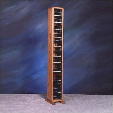 Wood Shed 100 Series 80 Cd Multimedia Storage Rack