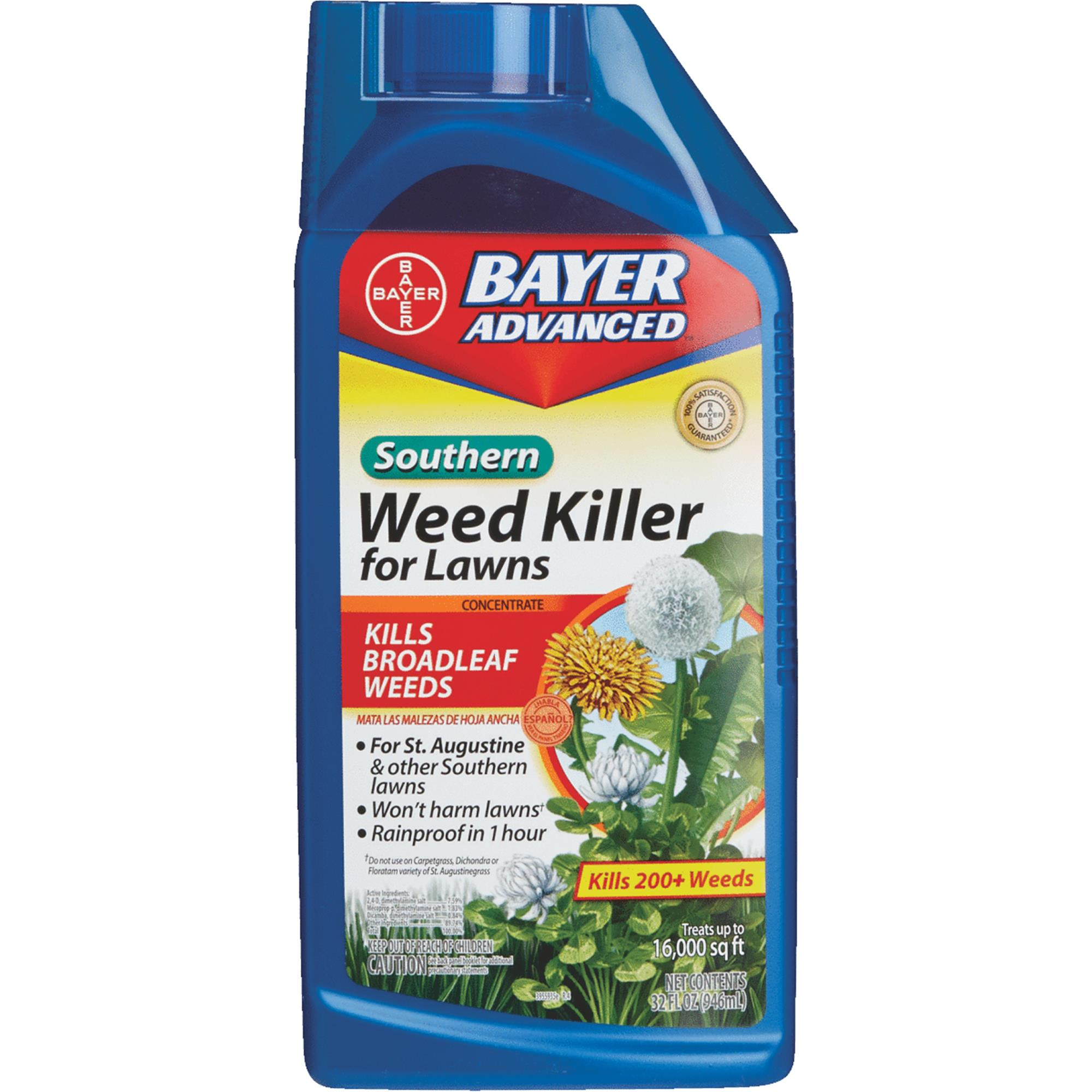 Bayer Advanced Southern Weed Killer For Lawns