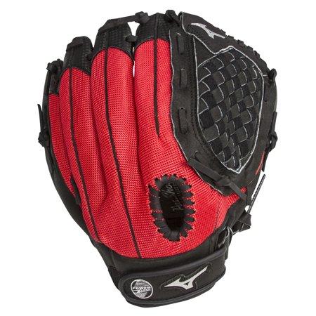 Black Baseball Glove - MIZ 11.5 GLV RD/BLK