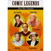 Comic Legends [4 Discs] by MPI HOME VIDEO
