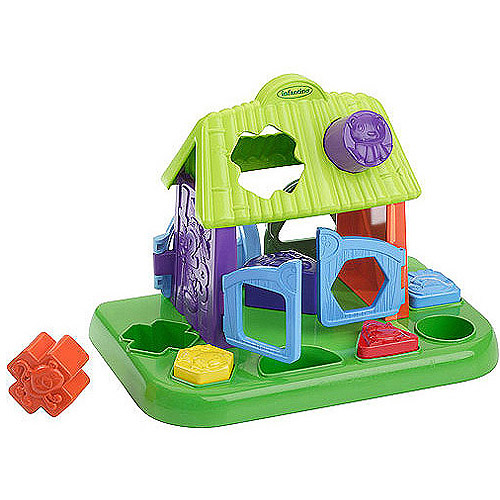 Infantino - Animal Park Shape Sorter