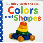 Colors and Shapes (Board Book)