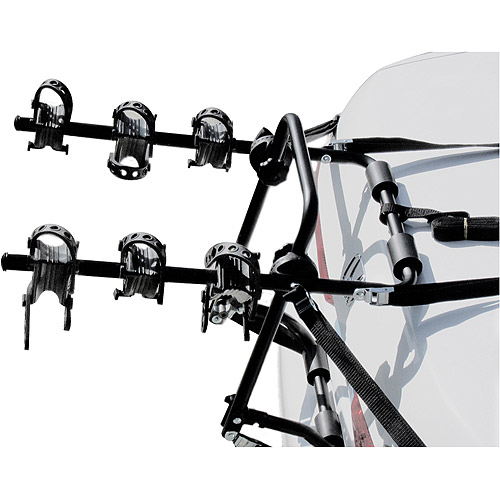 Advantage TrunkRack 3-Bike Carrier