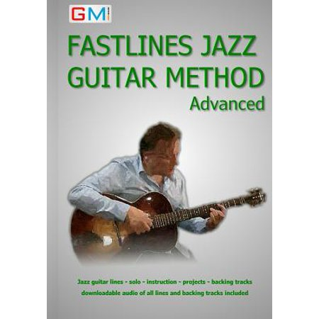 Solo Jazz Guitar Tabs (Fastlines Jazz Guitar Method Advanced : Learn to Solo for Jazz Guitar with Fastlines, the Combined Book and Audio Tutor)
