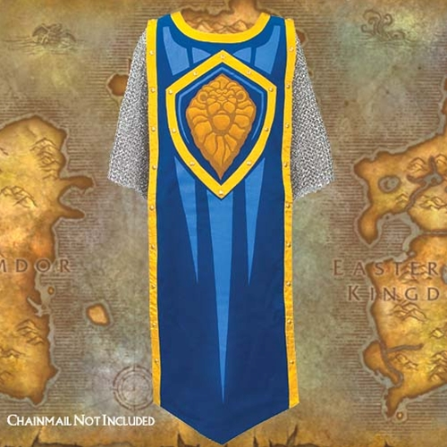 World of Warcraft Alliance Wearable Tabard