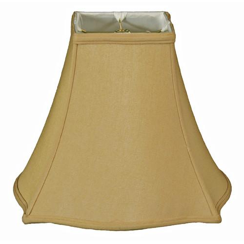Alcott Hill 14'' Silk Bell Lamp Shade