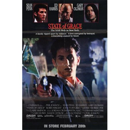 Posterazzi MOV210002 State of Grace Movie Poster - 11 x 17 in. - image 1 de 1
