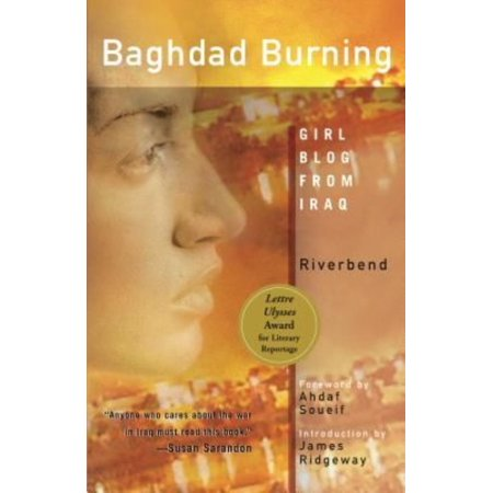 Baghdad Burning  Girl Blog From Iraq