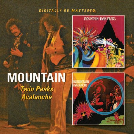 Twin Peaks / Avalanche (CD)
