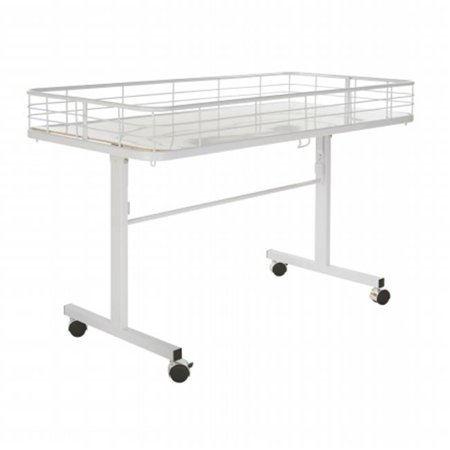 DT48 - W Folding Dump Table -