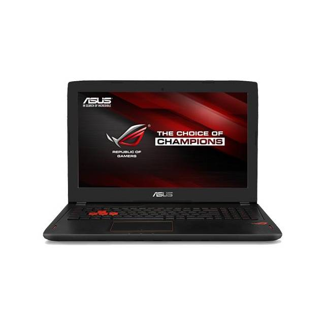 Asus ROG GL502VS-WS71 15.6 inch Intel Core i7-7700HQ 2.8GHz  16GB DDR4  1TB HDD + 256GB SSD  GTX 1070  USB3.1  Windows... by ASUS