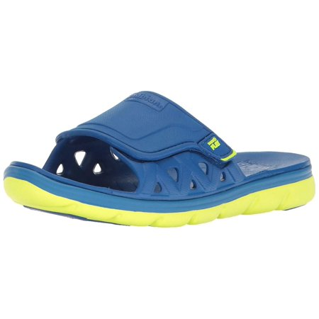 Kids Stride Rite Girls M2p Phibian Slide   Slide Sandals