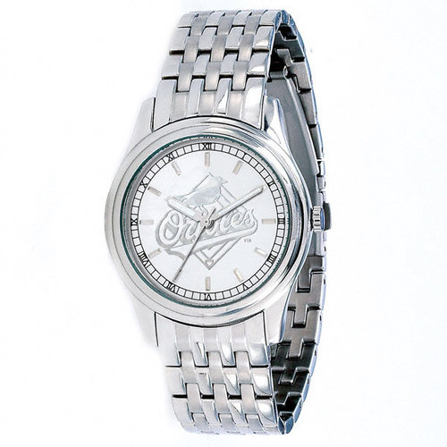 MLB - Baltimore Orioles Team Watch - President Series - Stainless Steel