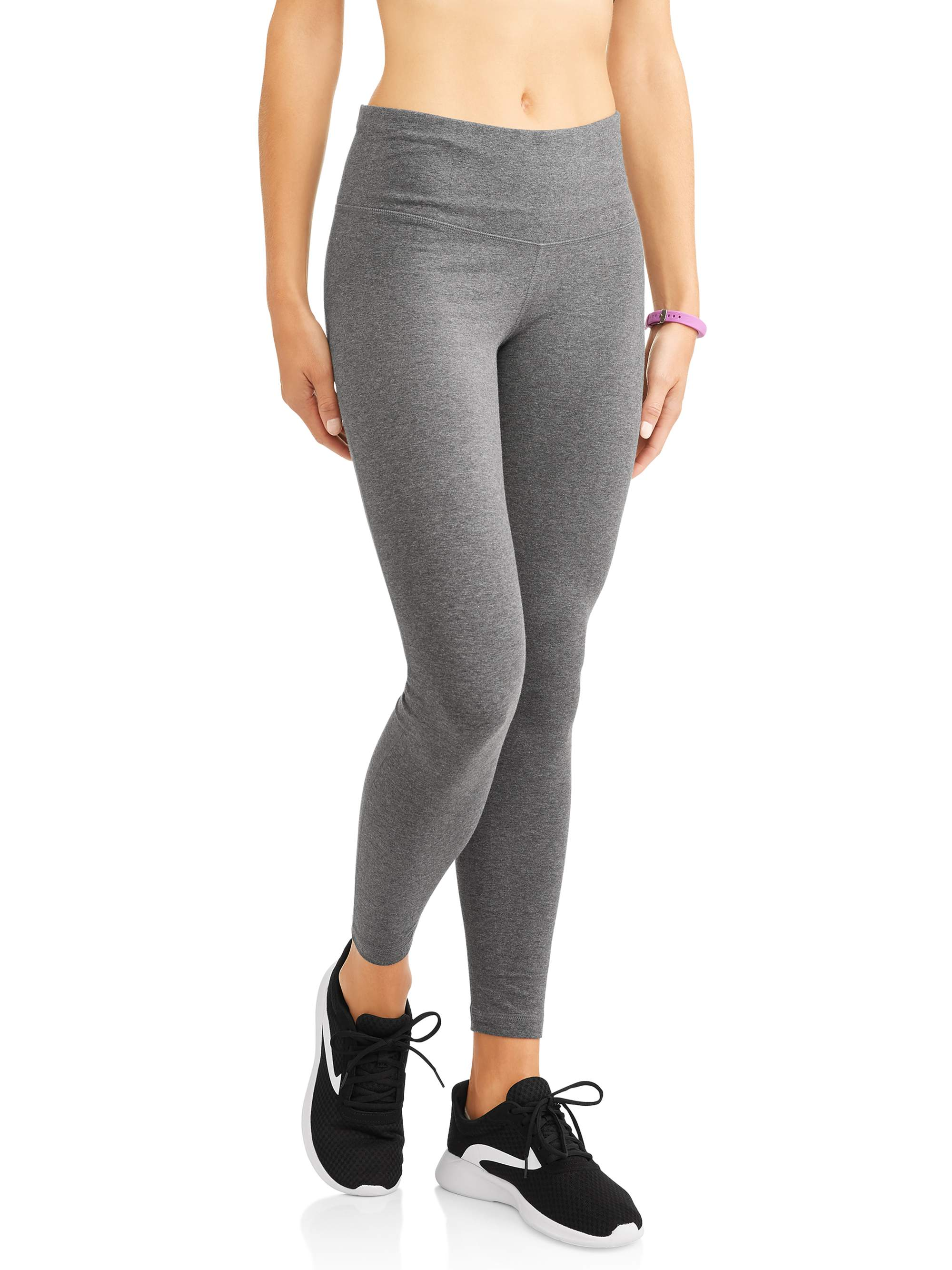 c7cfe10ca6a1f Athletic Works - Women's Active Core Cotton Legging - Walmart.com