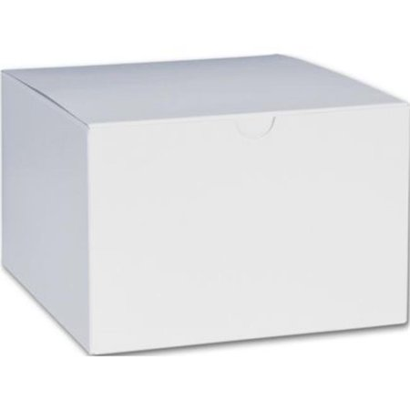 Deluxe Small Business Sales 250-060604C-9 4 x 6 x 6 in. One-Piece Gift Boxes, (Deluxe Double Gift Box)