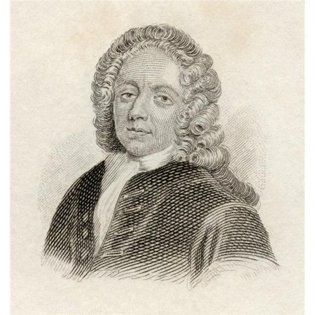 Posterazzi DPI1863104LARGE Edward Vernon Old Grog 1684 to 1757. English Naval Officer. Poster Print, 28 x 30 - image 1 of 1
