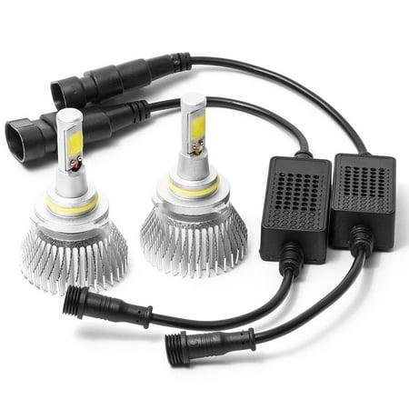 Biltek LED Fog / Driving Light Conversion Bulbs for 2005-2009 Chrysler 300C With HID (H10 Bulbs) - image 4 de 4
