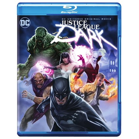 Justice League Dark (Blu-ray)