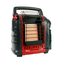 Mr. Heater MH9BX 9000 BTU Propane Portable Buddy Heater, MH9BX