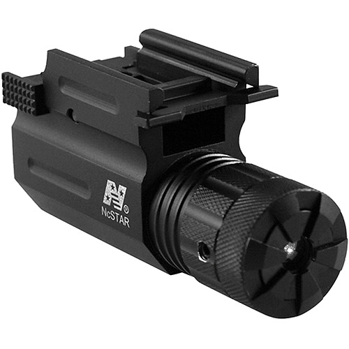 NcStar AQPTLG Compact Pistol and Rifle Green Laser with Quick Release