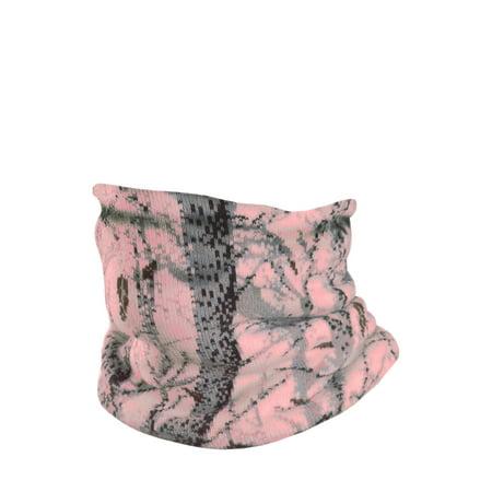 QuietWear Camo Knit Neck Gaiter ()