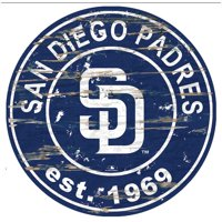 San Diego Padres 24'' Established Year Round Sign