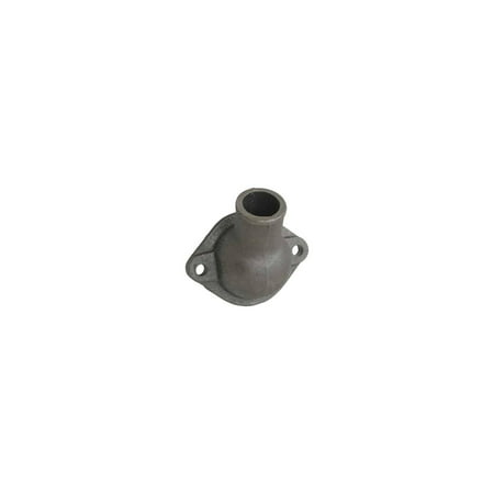 MACs Auto Parts Premier  Products 49-12402 - Thermostat Housing - 239 & 255 Flathead V8 - Ford & Mercury