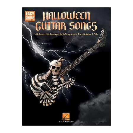 Halloween Guitar Songs - Preschool Halloween Song