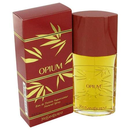 OPIUM by Yves Saint Laurent Eau De Parfum Spray (Collectors Edition) 1.6 oz