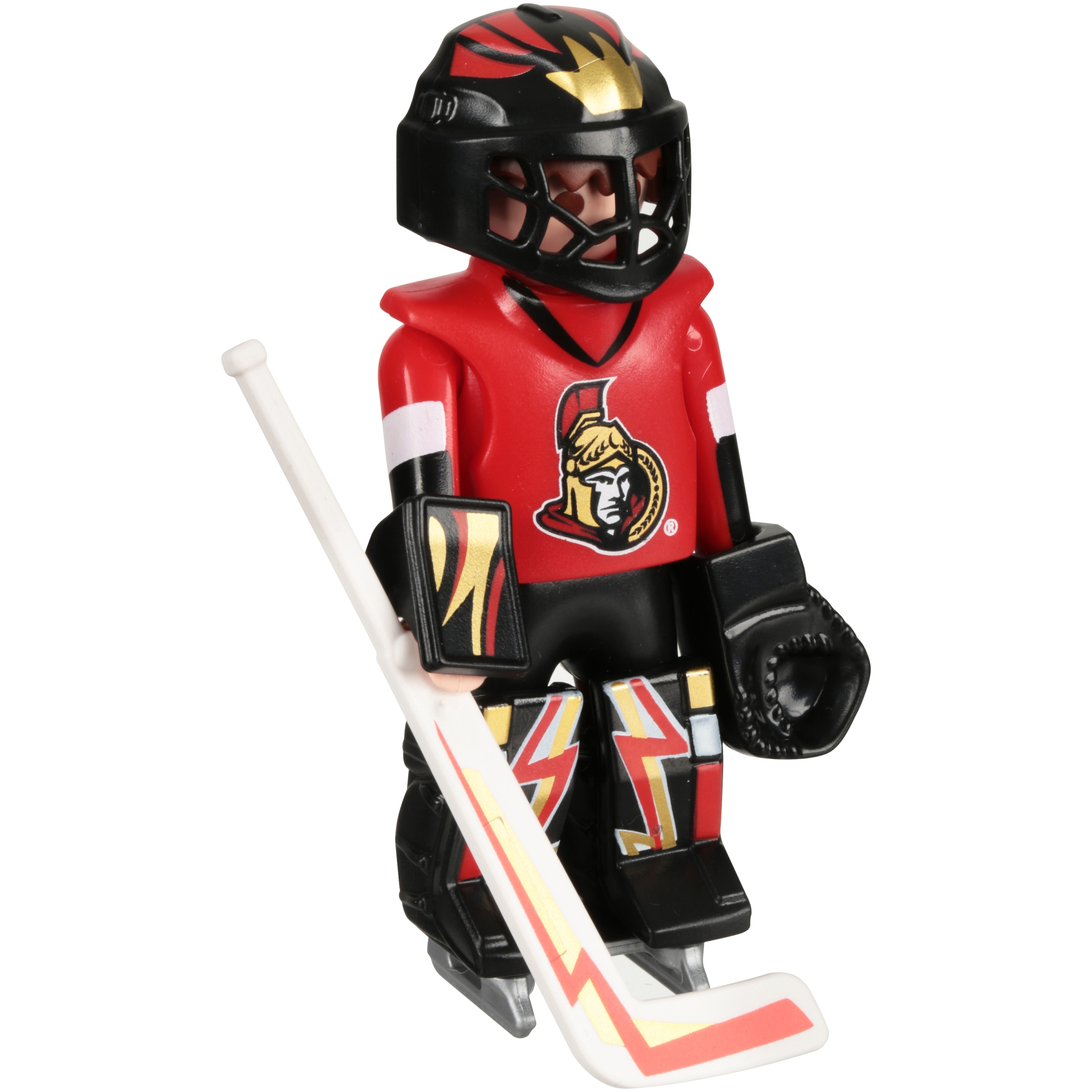 PLAYMOBIL NHL Ottowa Senators Goalie Figure