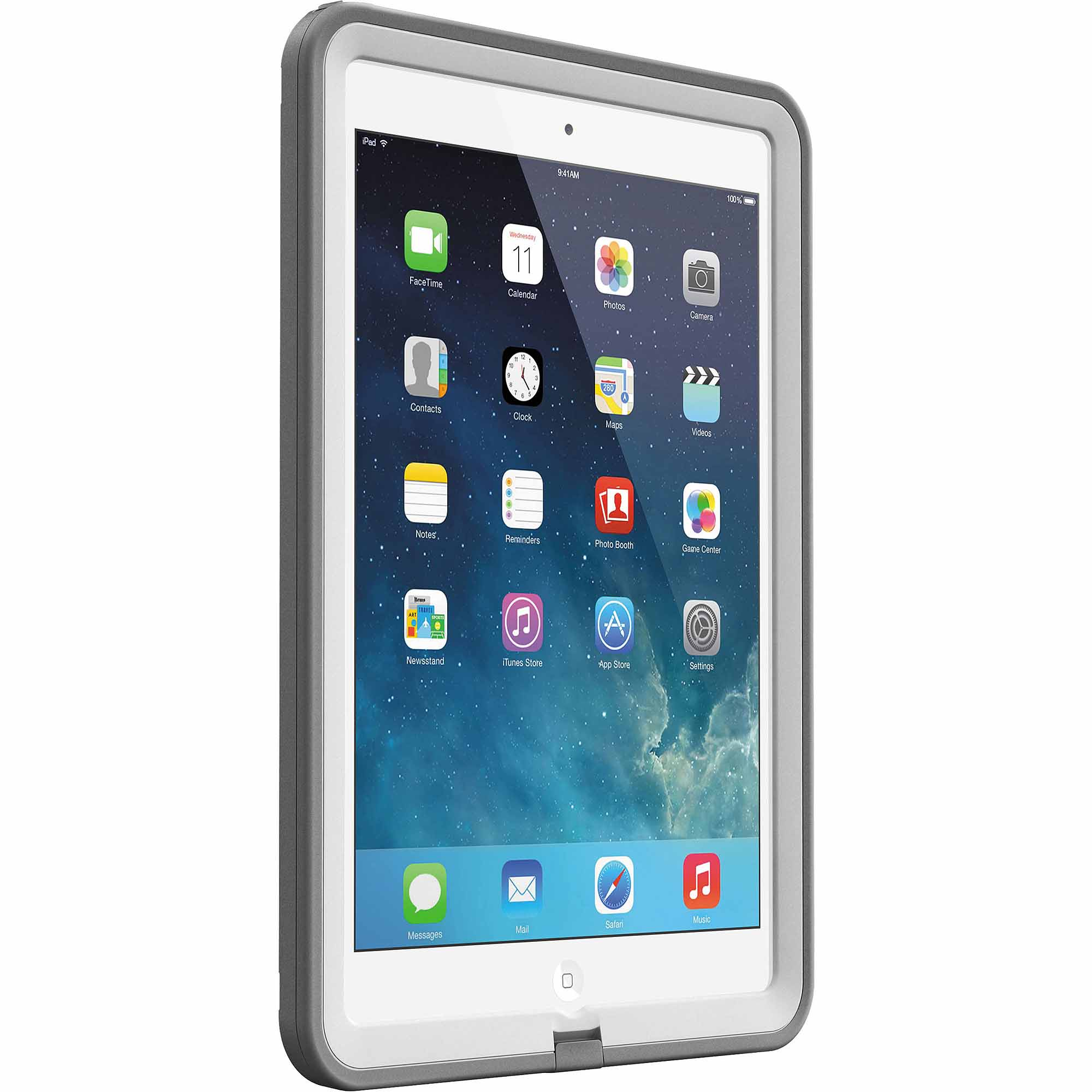 lifeproof fre case for apple ipad air walmart com