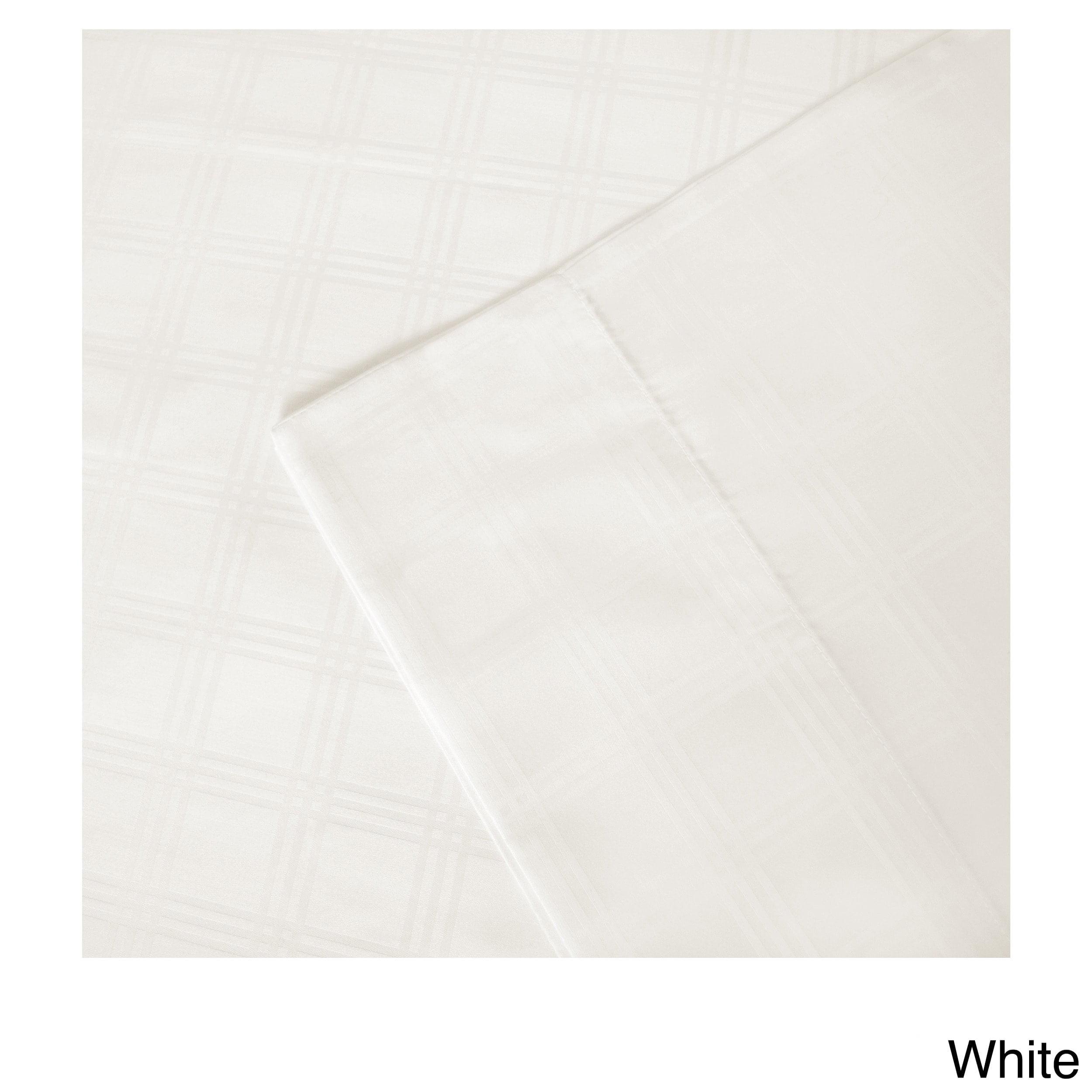 Superior  300 Thread Count Deep Pocket Cotton Sateen Shee...