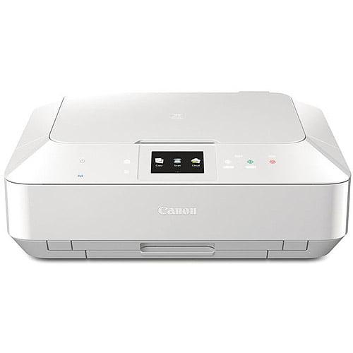 Canon PIXMA MG7120 Inkjet Photo All-in-One Printer, White