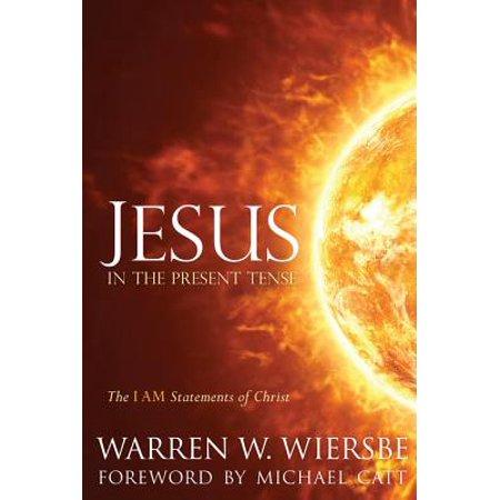 Jesus in the Present Tense - eBook