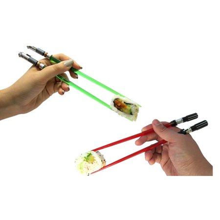 Kotobukiya Star Wars Vader V Luke Skywalker Lightsaber Chopsticks Battle Red Green Empire Gy206