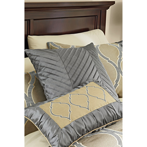 Better Homes and Gardens Empire Square Decorative Pillow