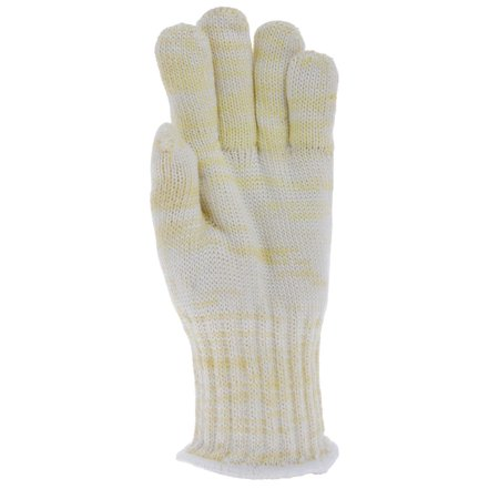 Tucker Safety Jomac Beige Nomex High Heat Oven Glove with Kevlar Fibers - Large ()